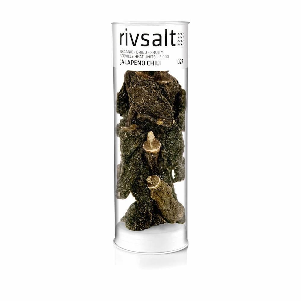 RIVSALT - Jalapeno Chili - Chili refill - 20 gram