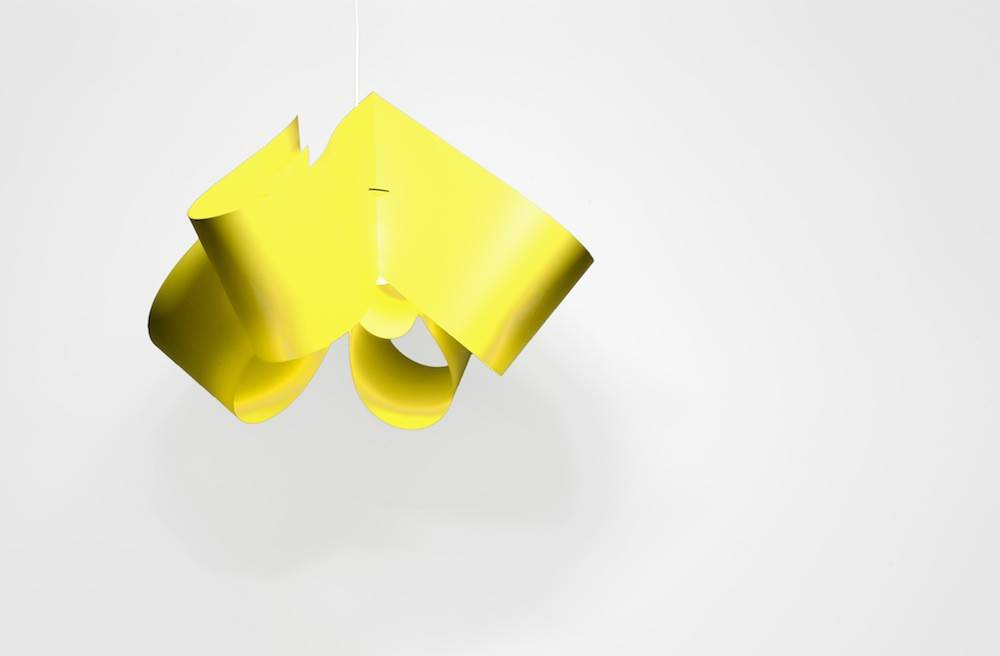 Image of   Himiko - Lampe (Gul)