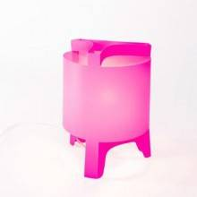 Image of   Orbit Mini - Bordlampe (Pink)