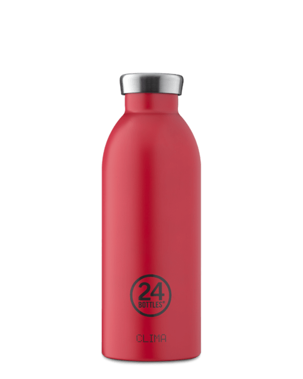 Image of   Clima, 500 ml termoflaske - Hot Red