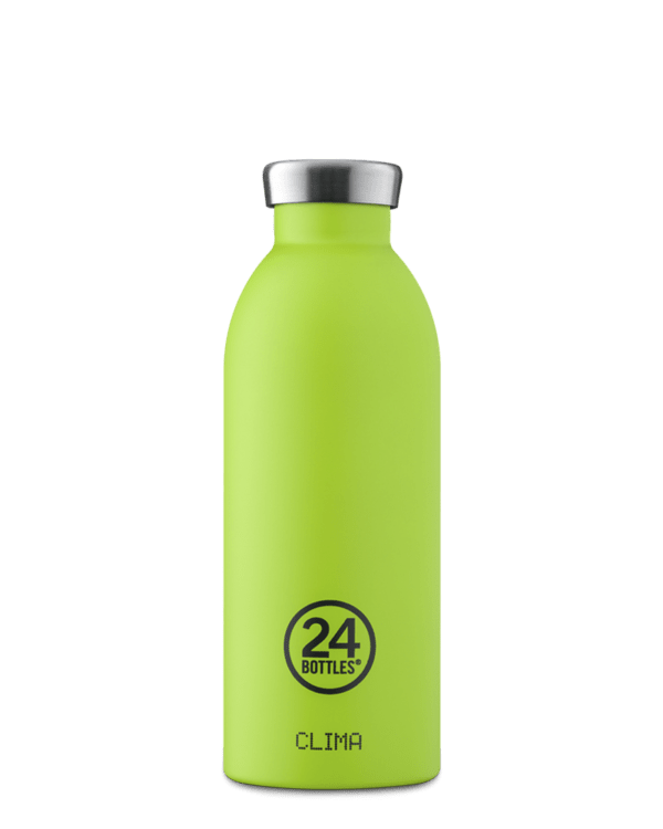 Image of   Clima, 500 ml termoflaske - Lime Green