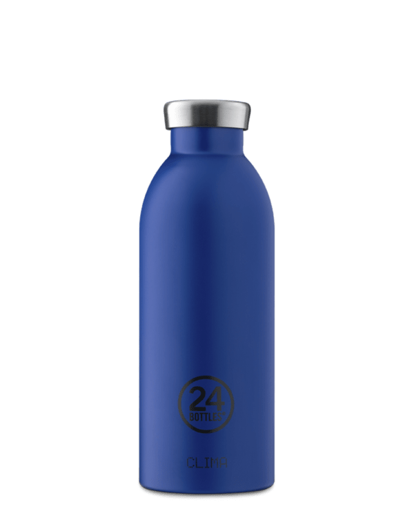 Image of   Clima, 500 ml termoflaske - Gold Blue