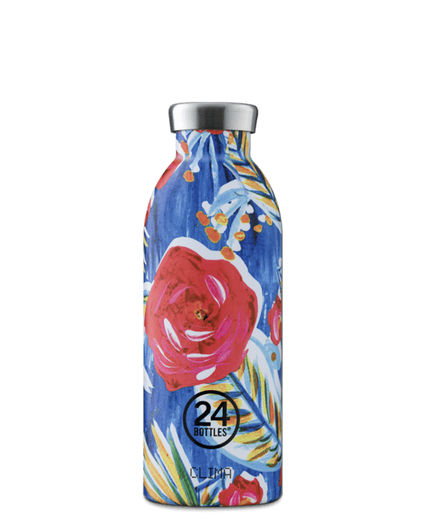 Image of   Clima, 500 ml termoflaske - Floral Collection - Reverie
