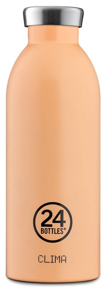 Image of   Clima, 500 ml termoflaske - Peach Orange