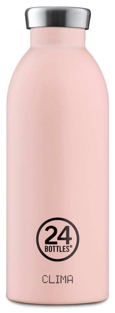Image of   Clima, 500 ml termoflaske - Dusty Pink