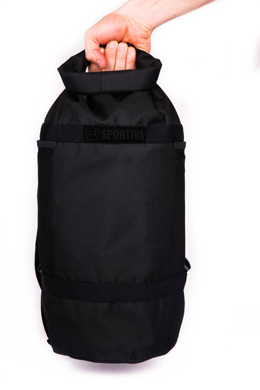 Sportstaske - Sportiva Bag - Total Black