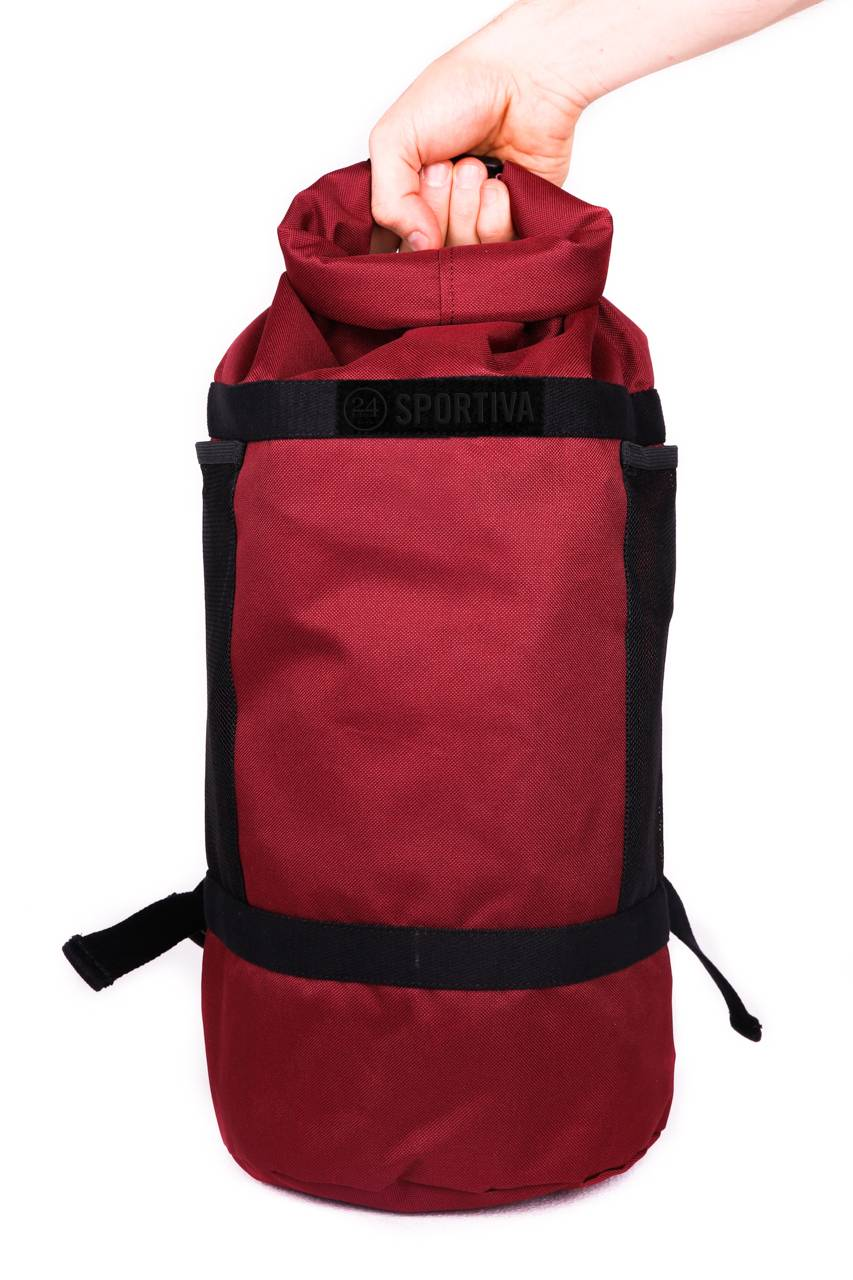 Sportstaske - Sportiva Bag - Bordeaux
