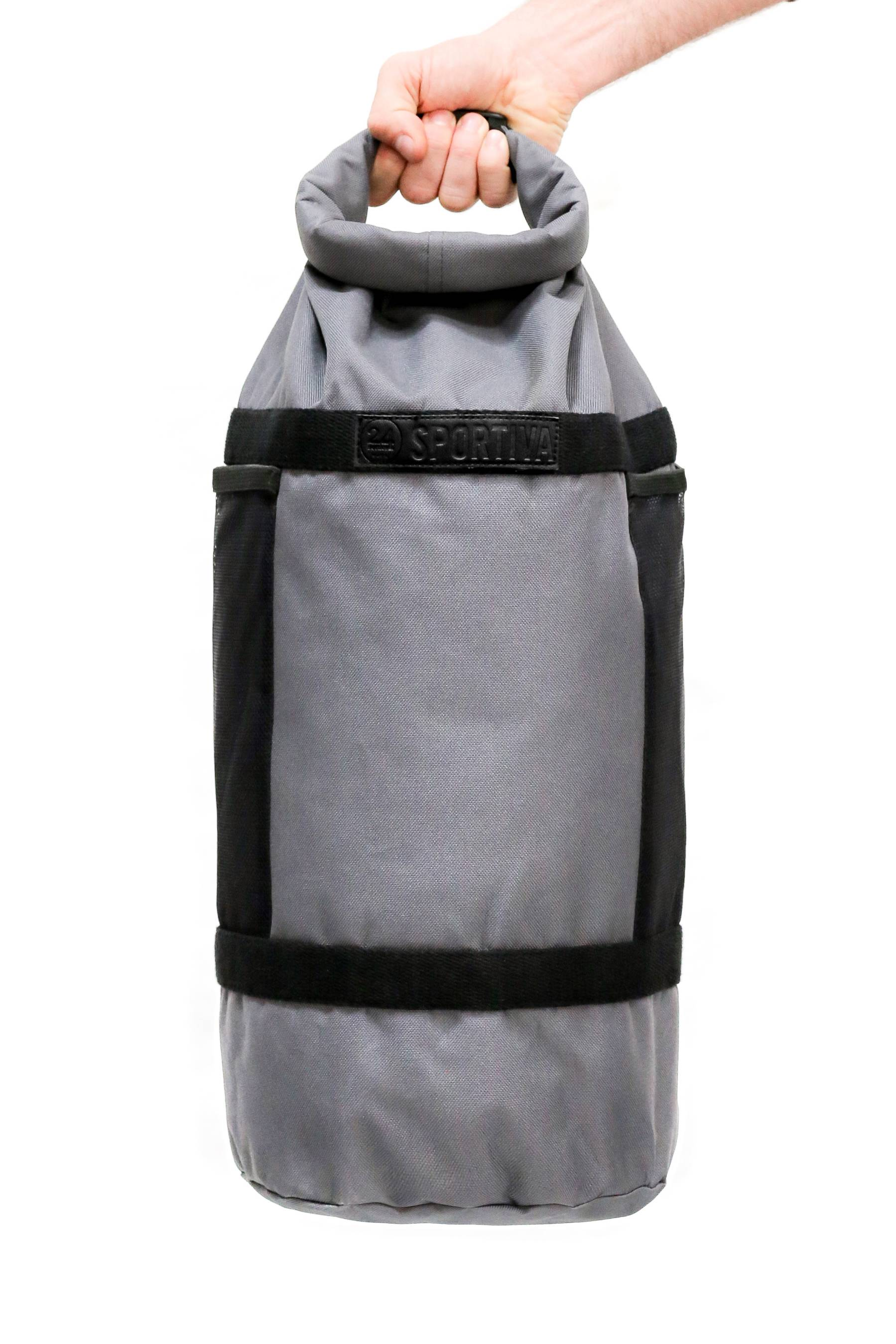 Sportstaske - Sportiva Bag - Grey
