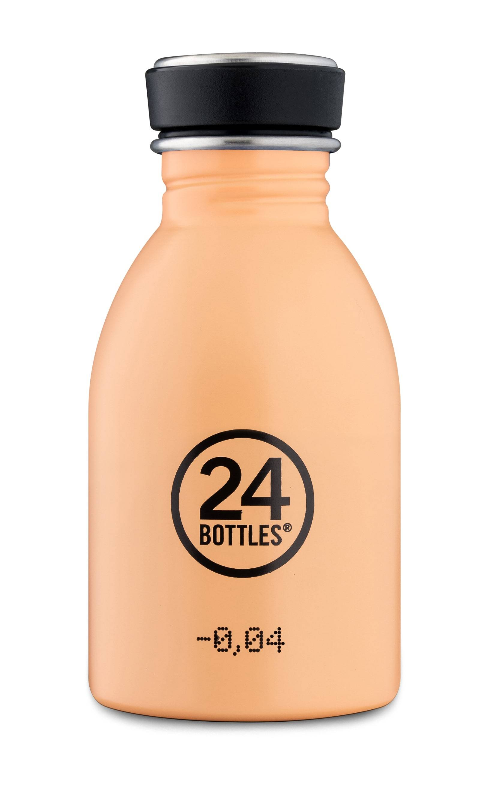 Drikkeflaske - Urban Bottle 250 ml - Peach Orange thumbnail