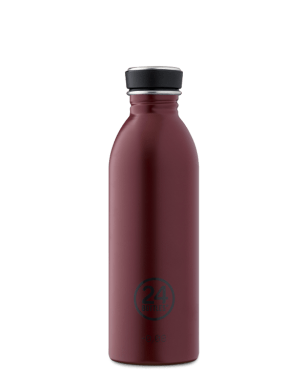 Drikkeflaske - Urban Bottle 500 ml - Country red thumbnail