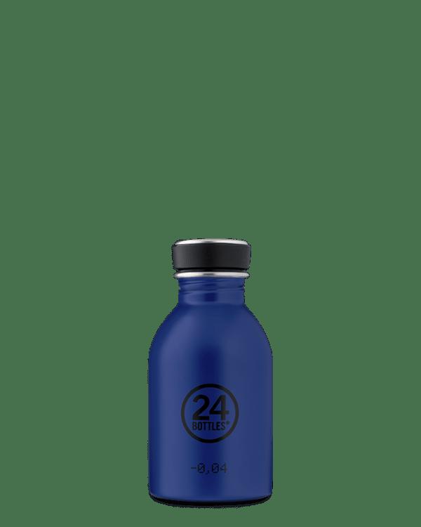 Drikkeflaske - Urban Bottle 250 ml - Gold Blue thumbnail