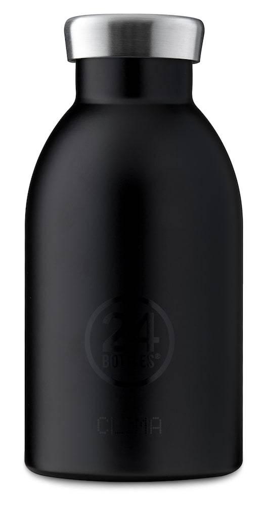 Image of   24Bottles - Clima - Termoflaske - Tuxedo Black - 330 ml