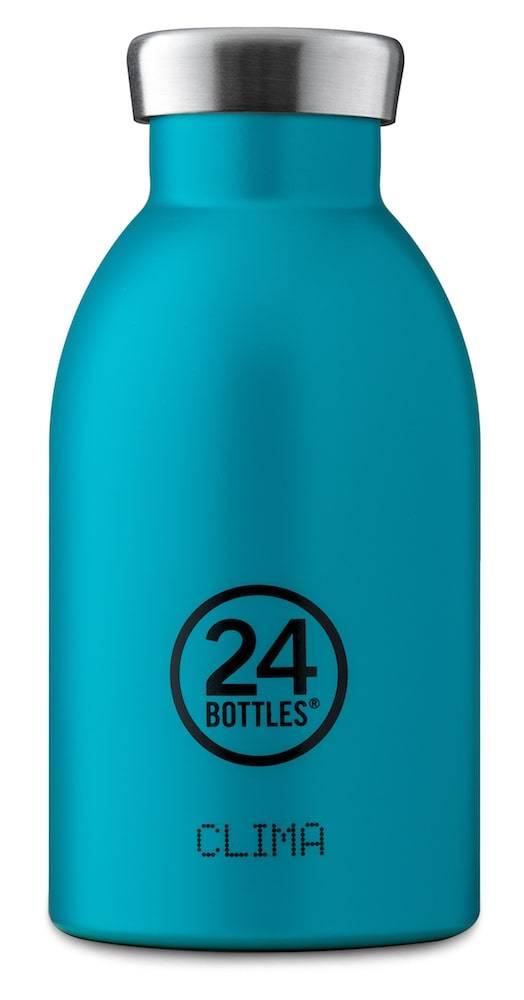 Image of 24Bottles - Clima - Termoflaske - Atlantic Bay - 330 ml