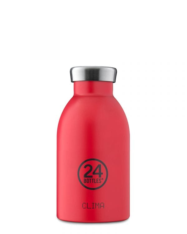 Image of   Clima, 330 ml termoflaske - Hot Red