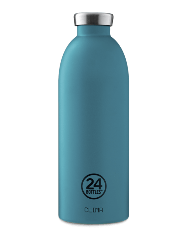 Image of 24Bottles - Clima - Termoflaske - Atlantic Bay - 850 ml