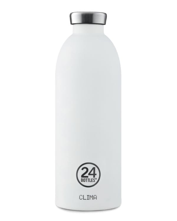 Clima, 850 ml termoflaske - Ice White thumbnail