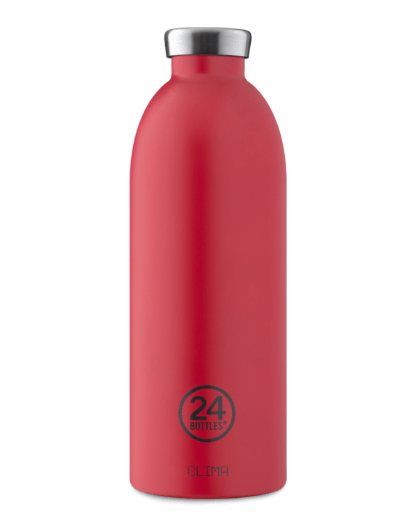 Image of   Clima, 850 ml termoflaske - Hot Red