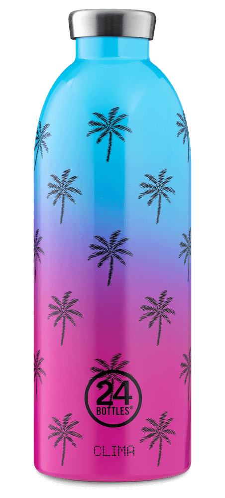 Image of   24Bottles - Clima - Termoflaske - Palm Vibe - 850 ml