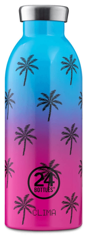 Image of   24Bottles - Clima - Termoflaske - Palm Vibe - 500 ml