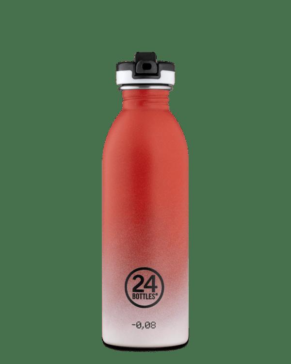 Drikkeflaske - Urban Bottle 500 ml med sportslåg - Coral Pulse thumbnail