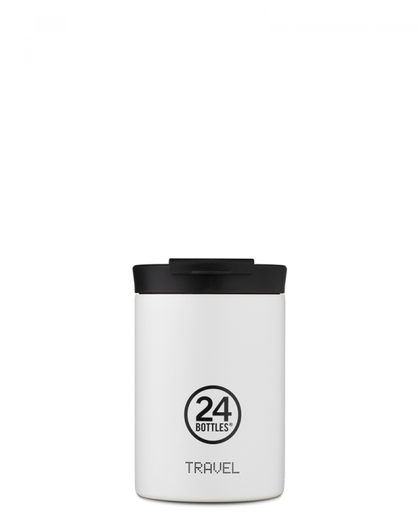 Image of   24Bottles - Travel Tumbler - Termokrus - Ice White - 350 ml