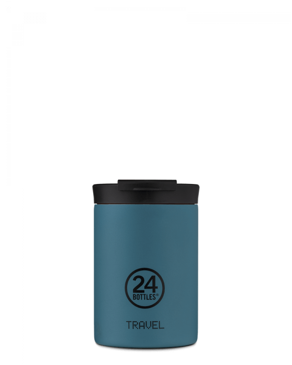Image of   24Bottles - Travel Tumbler - Termokrus - Atlantic Bay - 350 ml