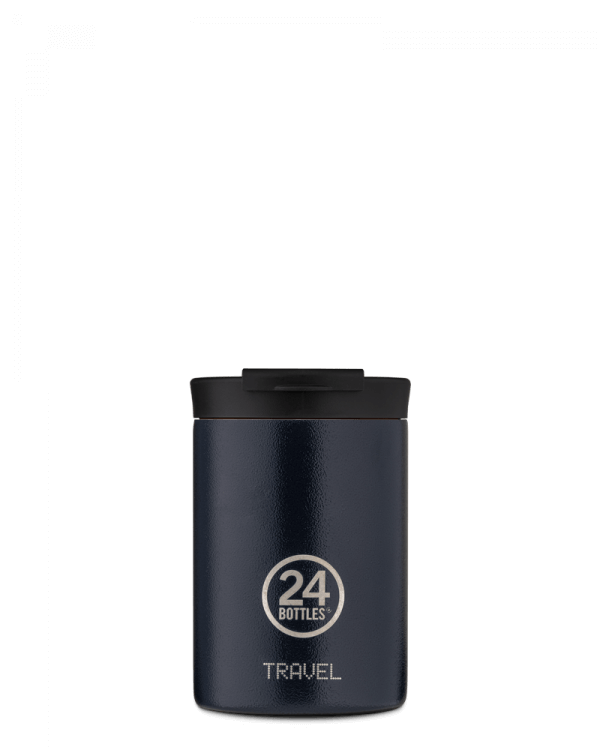 Image of   24Bottles - Travel Tumbler - Termokrus - Deep Blue - 350 ml