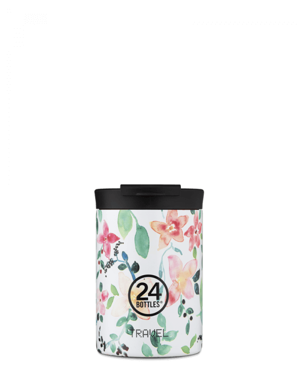 Image of   24Bottles - Travel Tumbler - Termokrus - Little Buds - 350 ml
