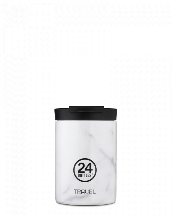 Image of   24Bottles - Travel Tumbler - Termokrus - Carrara - 350 ml