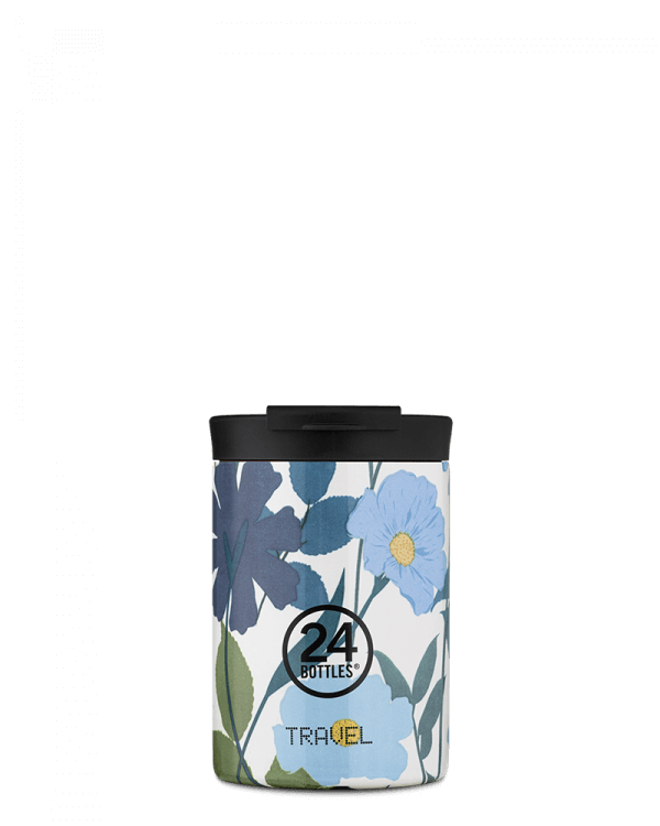 Image of   24Bottles - Travel Tumbler - Termokrus - Morning Glory - 350 ml