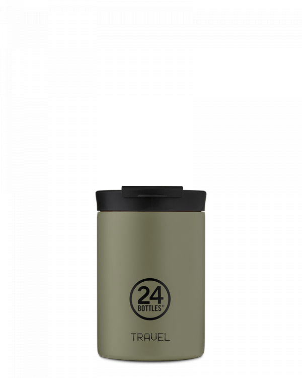 Image of   24Bottles - Travel Tumbler - Termokrus - Sage - 350 ml