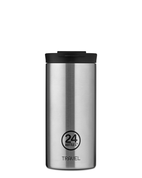 Image of   24Bottles - Travel Tumbler - Termokrus - Steel - 600 ml