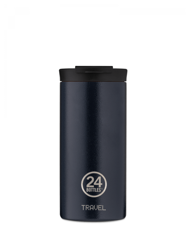 Image of   24Bottles - Travel Tumbler - Termokrus - Deep Blue - 600 ml