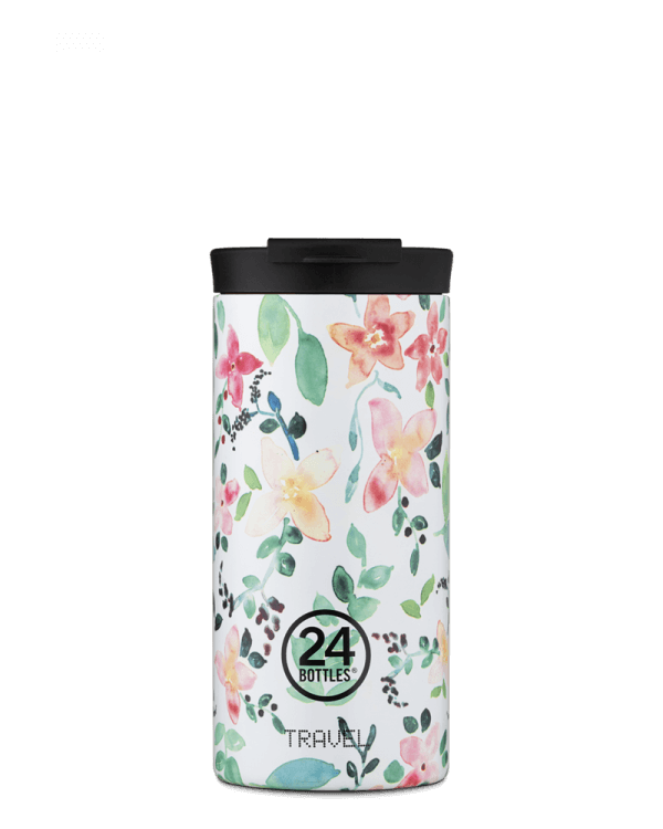 Image of   24Bottles - Travel Tumbler - Termokrus - Little Buds - 600 ml
