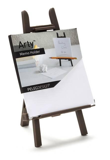 Image of   Memoholder - Arty (Brun)