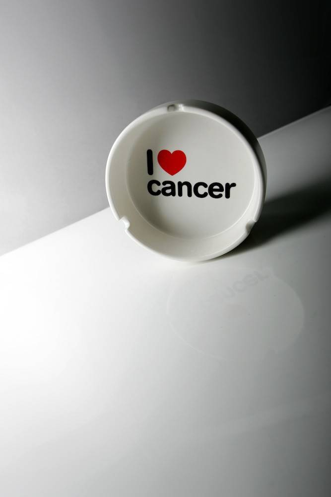Image of   Askebæger - I love cancer