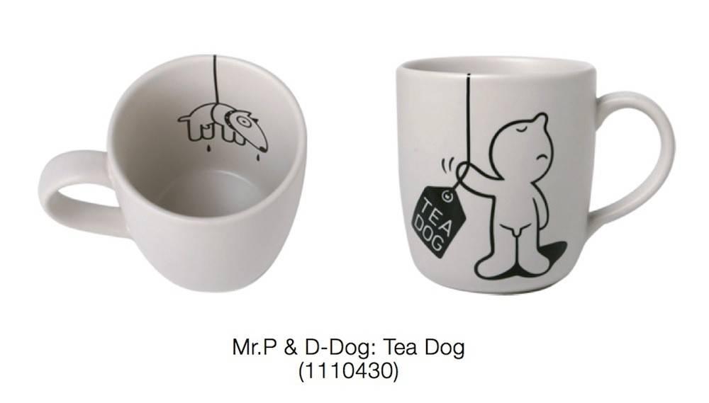 Krus - D. Dog Tea Dog