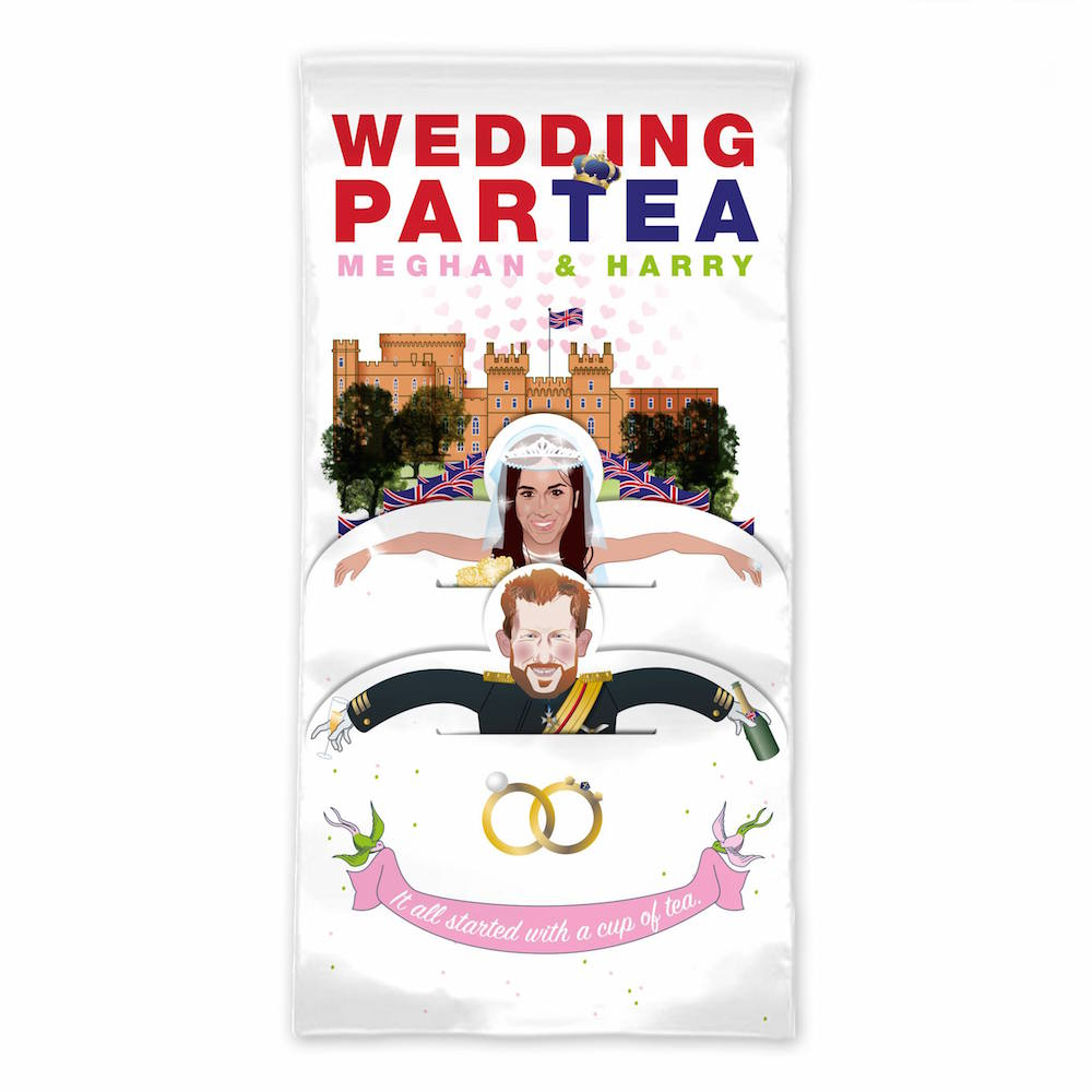 Image of   Tebreve - Tea Party (WeddingTea)