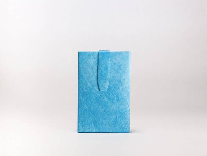 Image of   Kortholder - Blueberry (Neon blå)