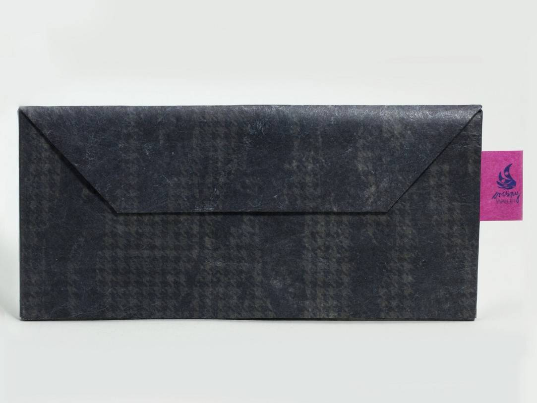 iPhone 5/5s Sleeve - Houndstooth Navy