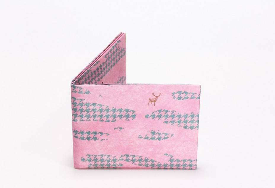 Image of   Pung - Houndstooth Pink