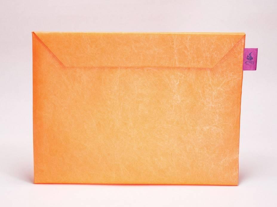 Image of   Tablet Sleeve - Peach (Neon Orange)
