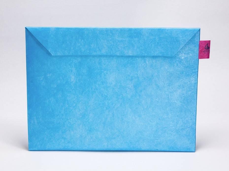 Image of   Tablet Sleeve (mini) - Blueberry (Neon blå)