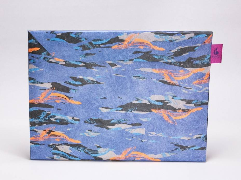 Image of   Tablet Sleeve - Camouwhale