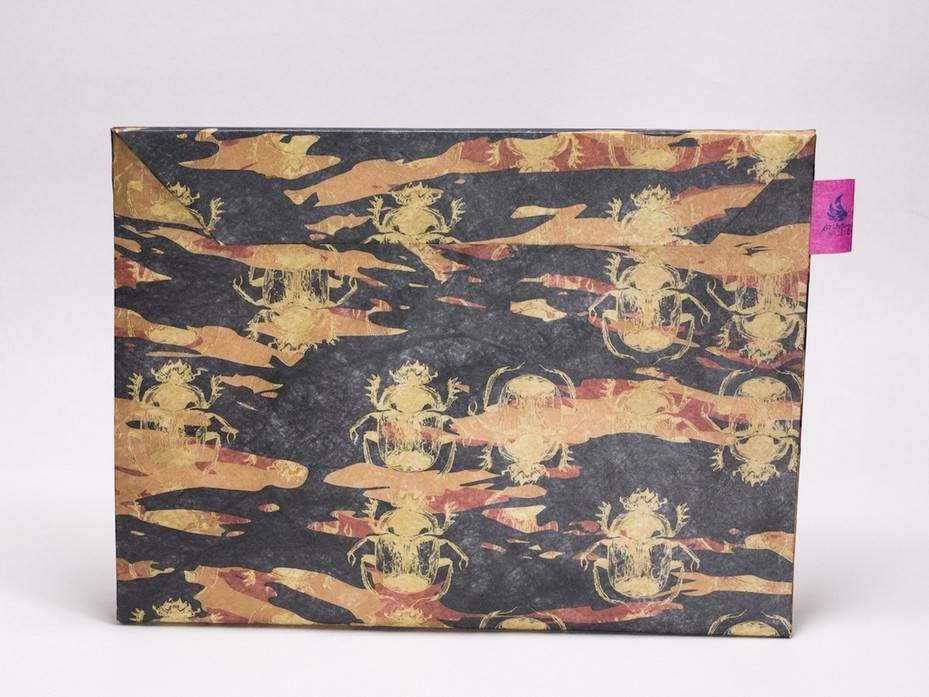 Image of   Tablet Sleeve - Camouscarabeo