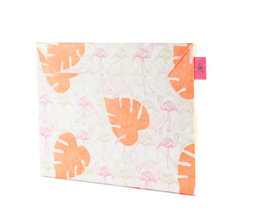 Image of   Tablet Sleeve - Flamingo