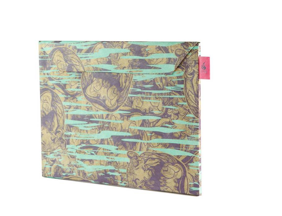 Image of   Tablet Sleeve - Golden Hippo
