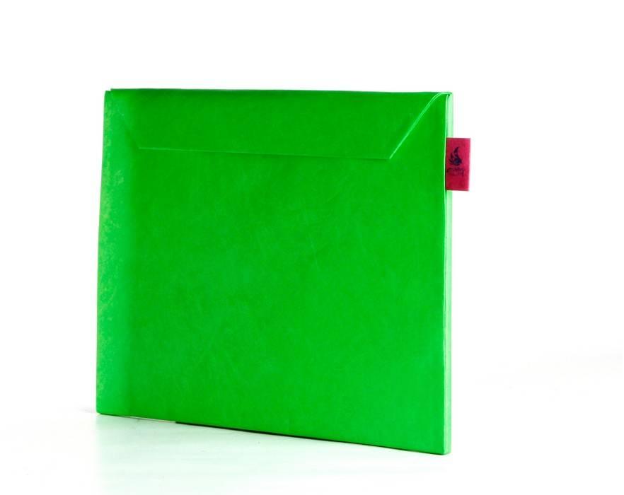 Image of   Tablet Sleeve - Apple (Neon Grøn)