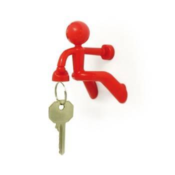 Image of   Nøgleholder - Key Pete (Rød)