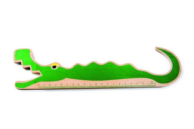 Image of   Lineal - Funky Rulers (Kroko)
